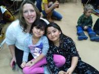 Karen and children