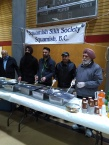 Sikh Serving foof